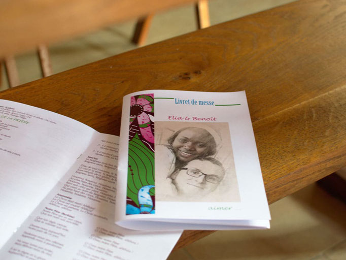 Livret de messe franco-gabonais