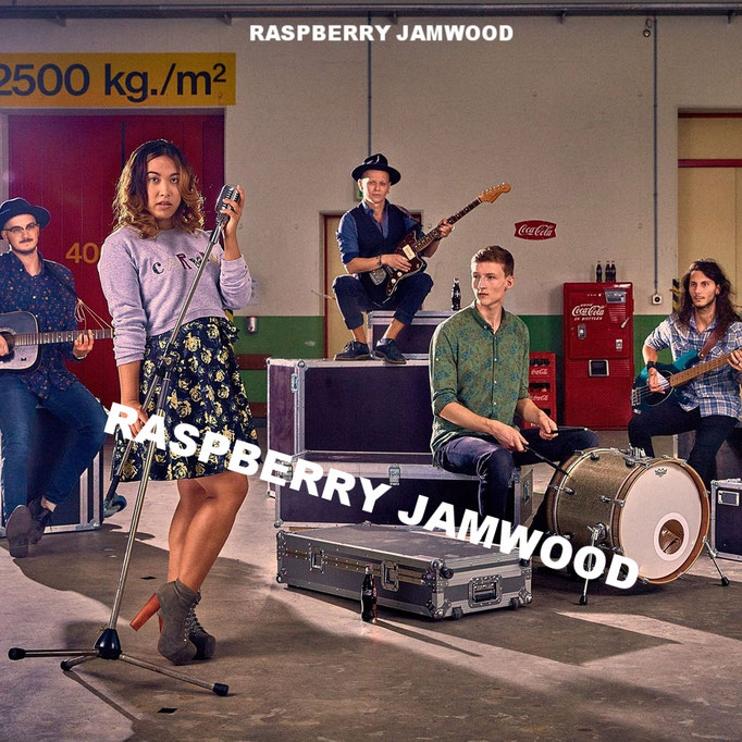 Raspberry Jamwood
