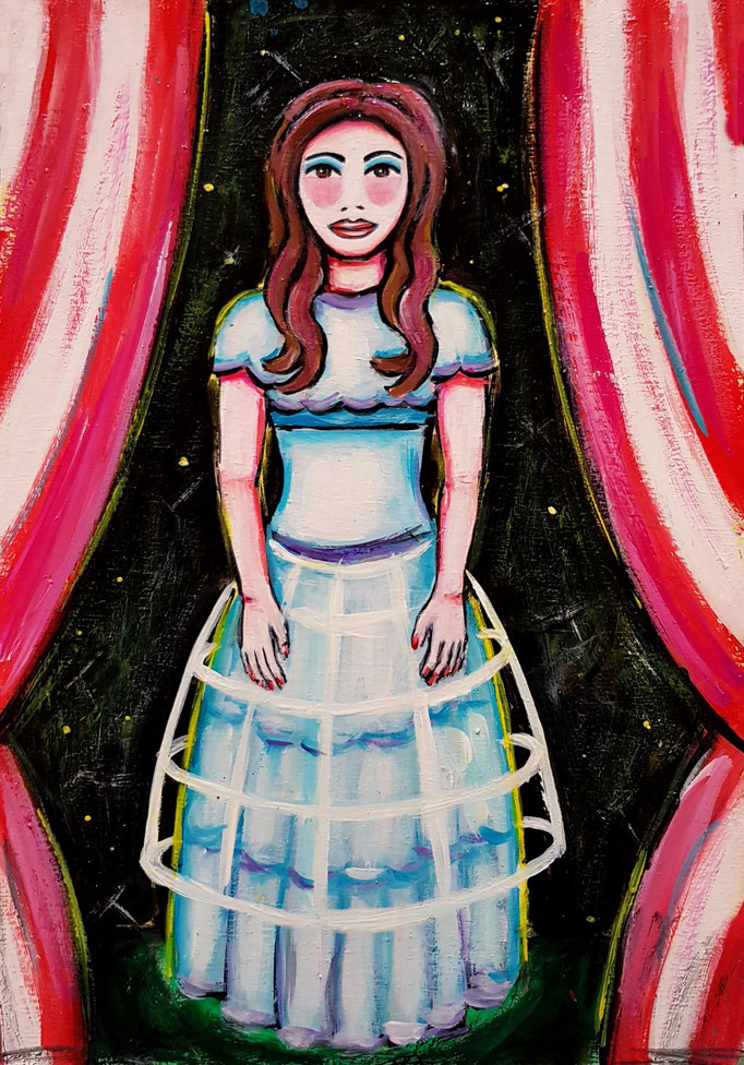 Alice, A4, 600Fr.