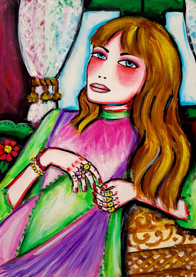 Florence, Vorlage: Gucci, A4, 600Fr.