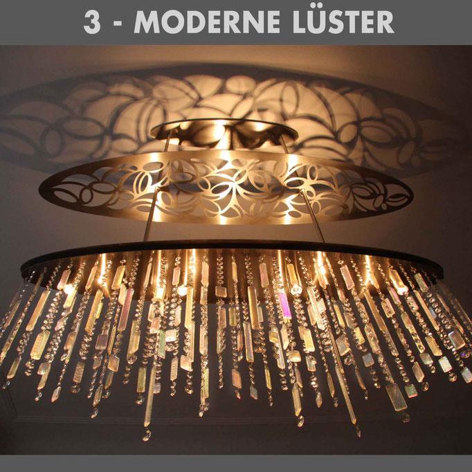 moderne kronleuchter_moderne lüster_modern chandelier_glasdesign_schöbel lüsterbehang_bruno kiesel_ingomauerer_glaskunst_solveig kiesel