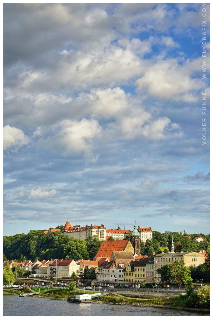 Stadtansicht von Pirna