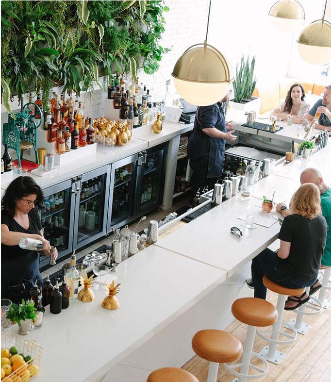 Professionelle Bar- und Thekengestaltung mit dem Barmeister