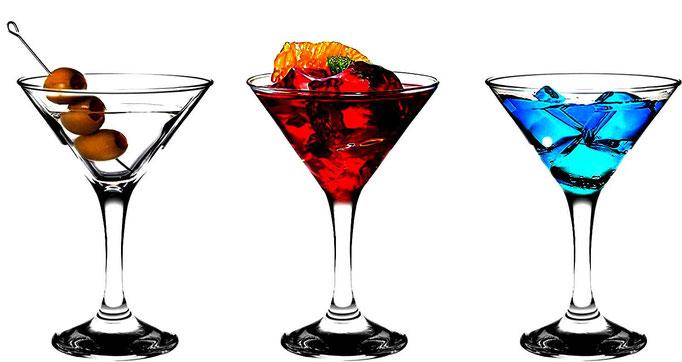 Leckere Drinks