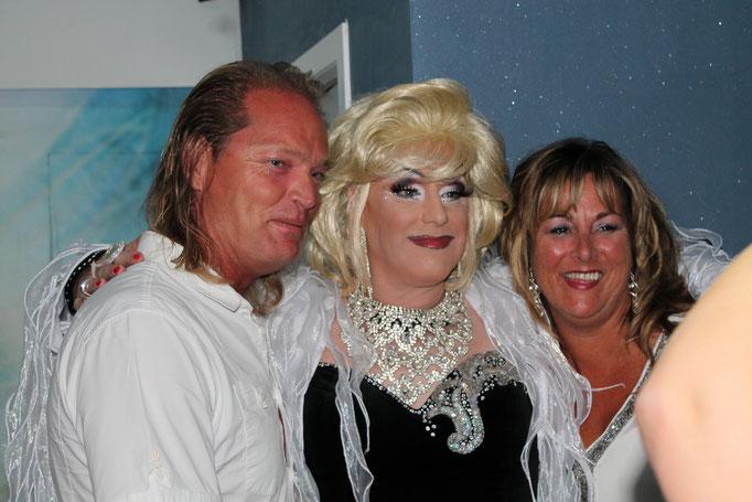 Jolanda en Richard op Tenerife