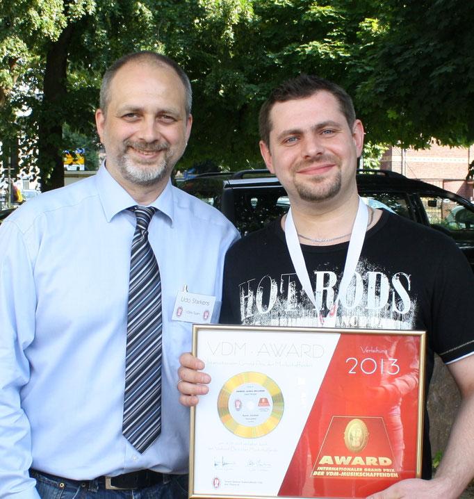 VDM-Award 2013