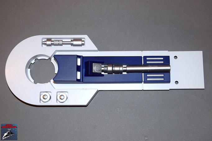 Build your own R2-D2 Heft 3 rechtes Bein