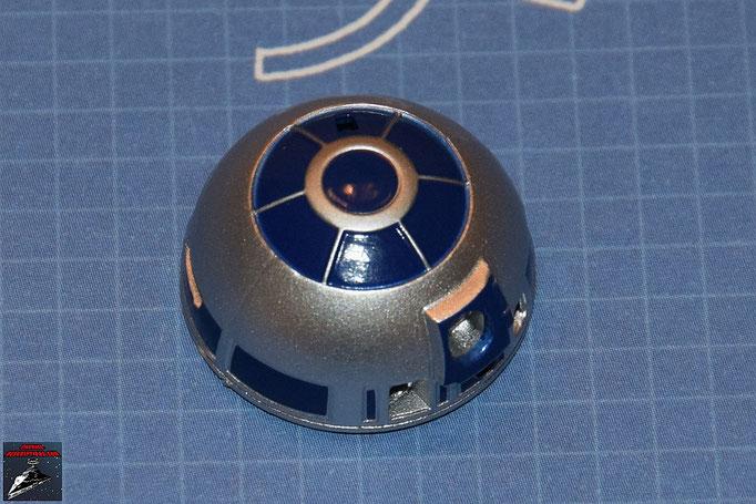 DeAgostini Bau deinen X-Wing Ausgabe 1 R2-D2 Kuppel