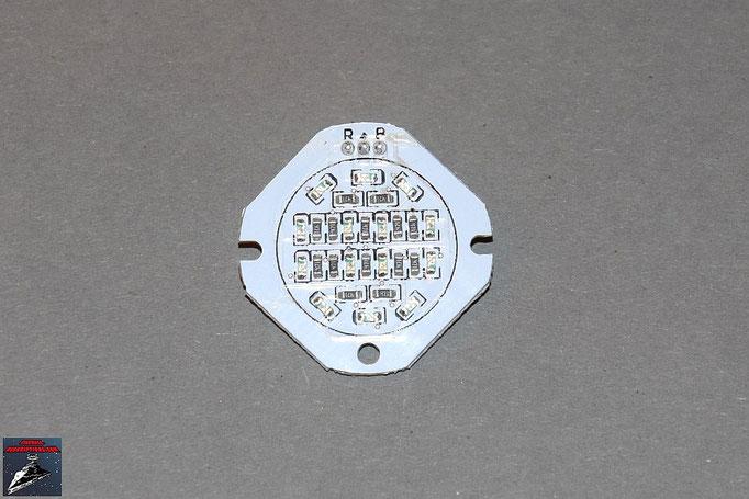 Build your own R2-D2 LEDs für die Prozessor Statusanzeige