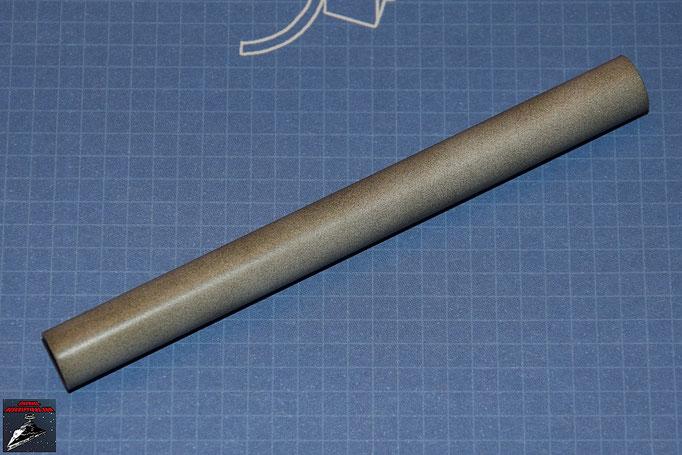 DeAgostini Bau deinen X-Wing Ausgabe 1 Endrohr der Laserkanone (Metall)
