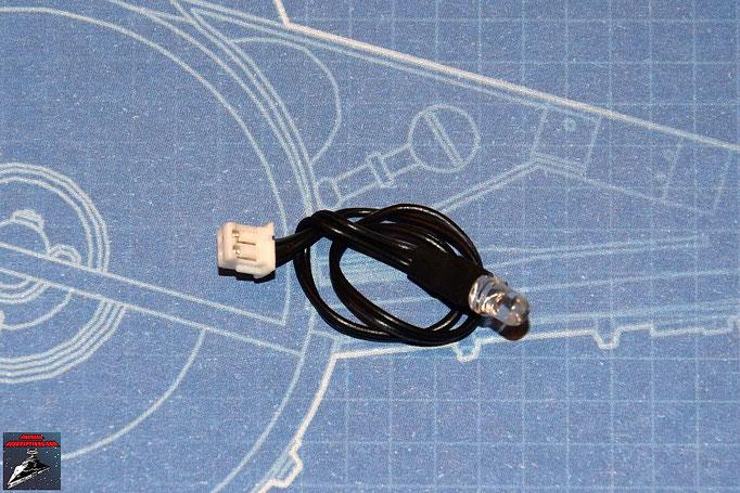 DeAgostini Bau deinen X-Wing Ausgabe 2 LED für Lasergenerator