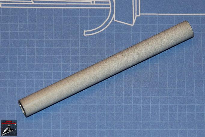 DeAgostini Bau deinen X-Wing Ausgabe 1 Kanonenrohr (Metall)