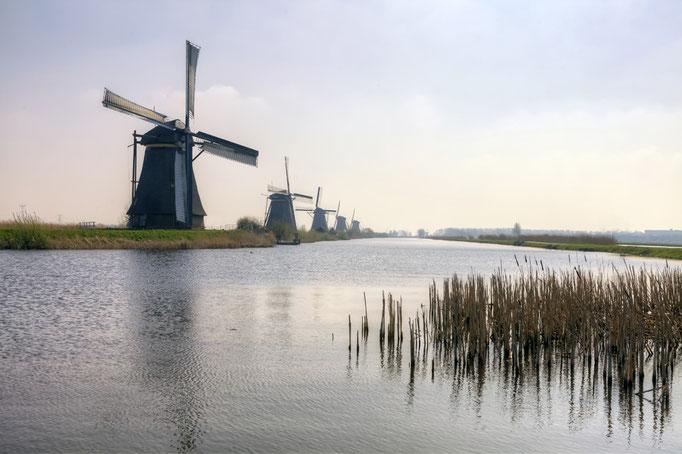 Kinderdijk, Netherlands