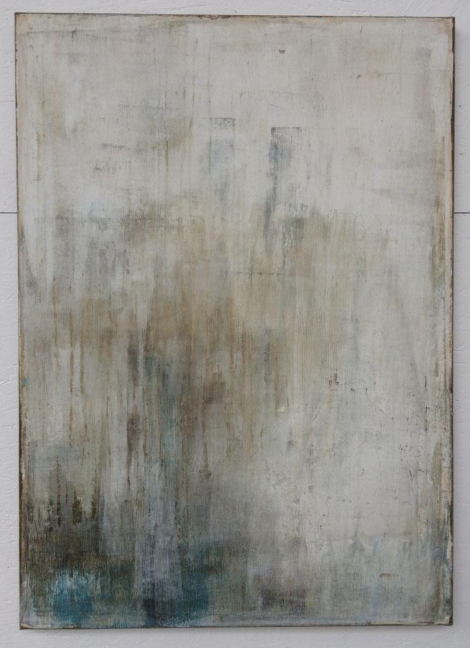 blurred green - 50 x 70