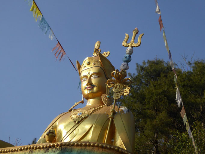 Stupa in Jiri