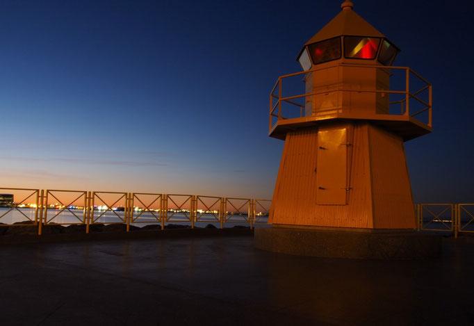 Yellow Lighthouse, Reykjavík