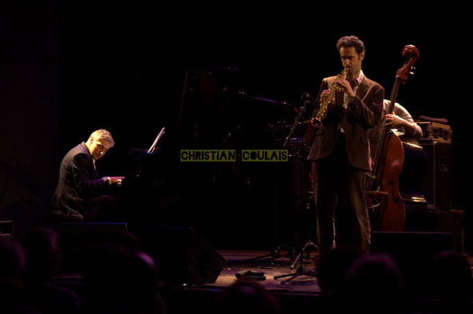 Festival JAZZ360 2014, Giovanni Mirabassi, Christophe Laborde; Christophe Laborde Quartet. Cénac, 06/06/2014
