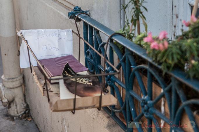 """""""Servez-vous"""", Paris 19ème arrondissement"""