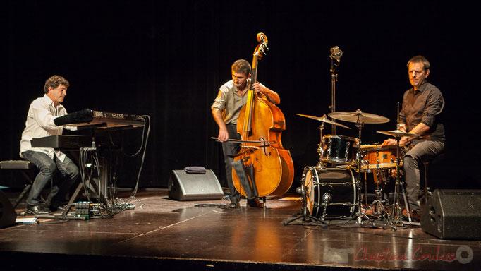 Serge Moulinier Trio, JAZZ360, Cénac, Gironde