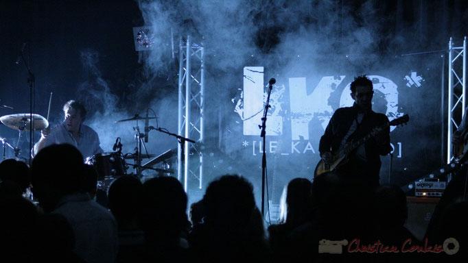 LKO, Le Karl Trio, Scènes croisées, Cénac, Gironde