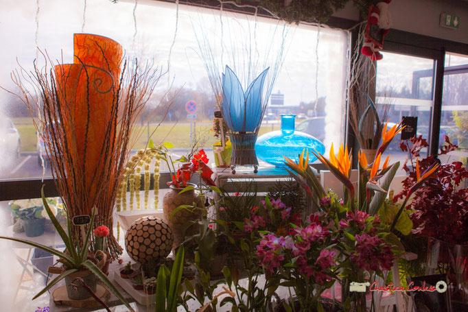 4 Fleurs et Passion, Véronique CONSTANT, Avenue de la Confluence, 47160 DAMAZAN Reproduction interdite - Tous droits réservés © Christian Coulais