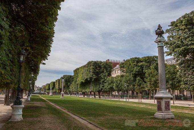Jardin de l'Observatoire, Paris 6ème