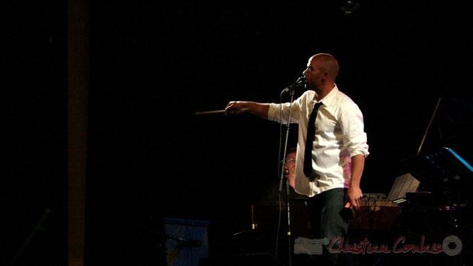Marco Codjia; Fada. Festival JAZZ 2010, salle culturelle de Cénac. 14/05/2010