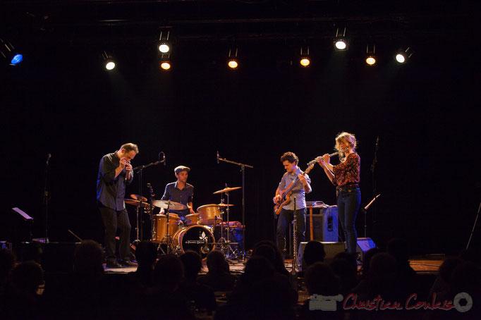 Youpi Quartet, JAZZ360 à Cénac, 19/03/2016