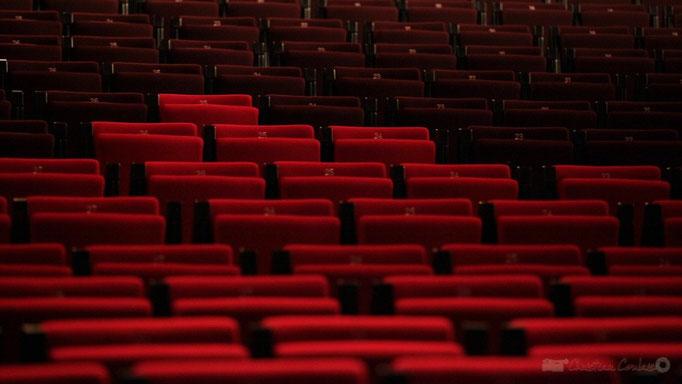Le Rocher de Palmer, salle 650 places, répétition de Philippe Cauvin. 21/10/2014. Reproduction interdite - Tous droits réservés © Christian Coulais