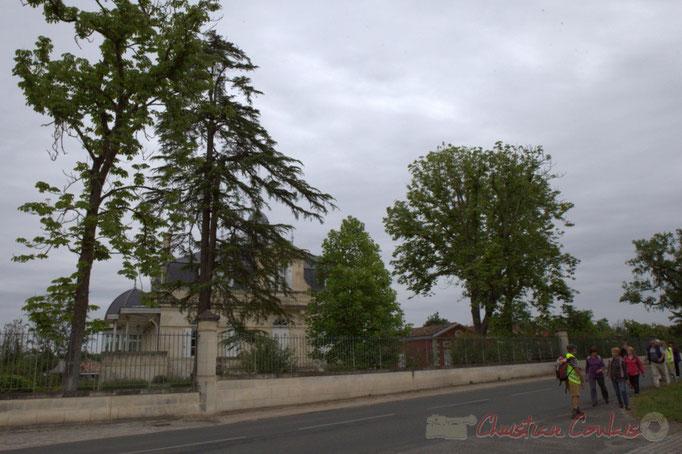 Festival JAZZ360 2015, randonnée pédestre, Château Lamothe, Cénac. 14/06/2015