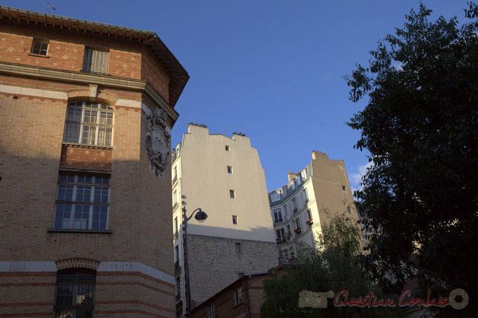 Rue Levert Paris, 20ème