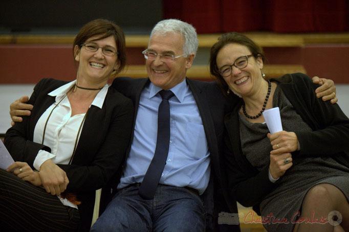 Anne-Laure Fabre-Nadler, Gérard Poisbelaud, Mathilde Feld