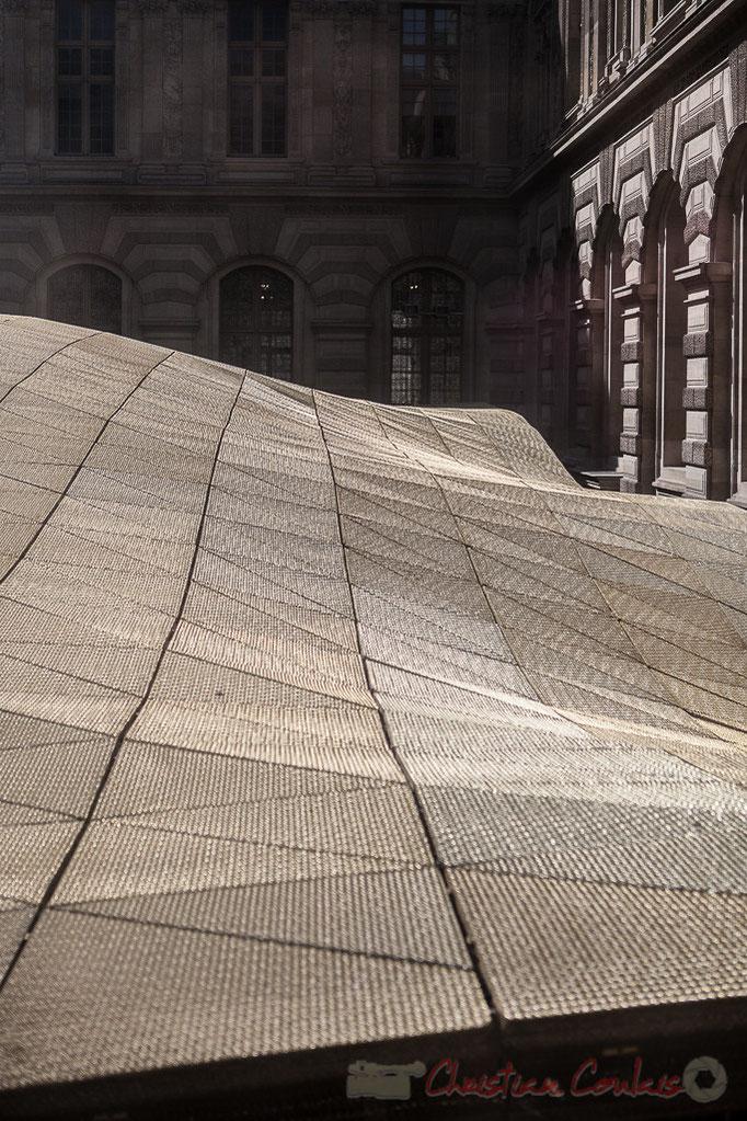 Toiture du Cours Khorsabad, Musée du Louvre