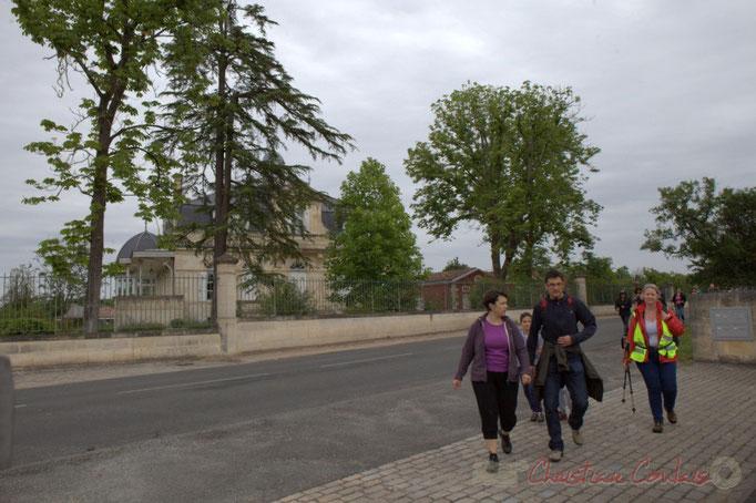 Festival JAZZ360 2015, randonnée pédestre, Château Lamothe, Cénac