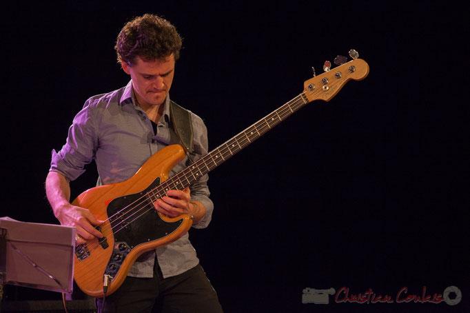 Ouriel Ellert, Youpi Quartet, JAZZ360, Cénac, 19/03/2016