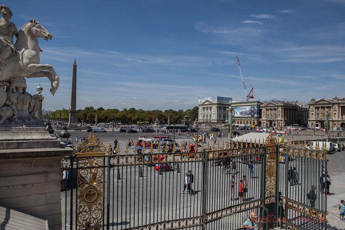 Place de la Concorde, Obelisque de Louxor, Paris 1er