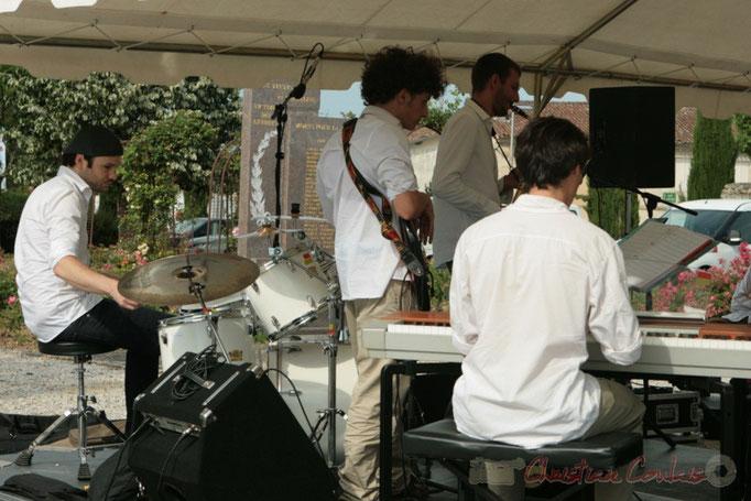 Ateliers Jazz de l'I.R.E.M., Institut Régional d'Expressions Musicales, Festival JAZZ360 2011, Cénac. 03/06/2011