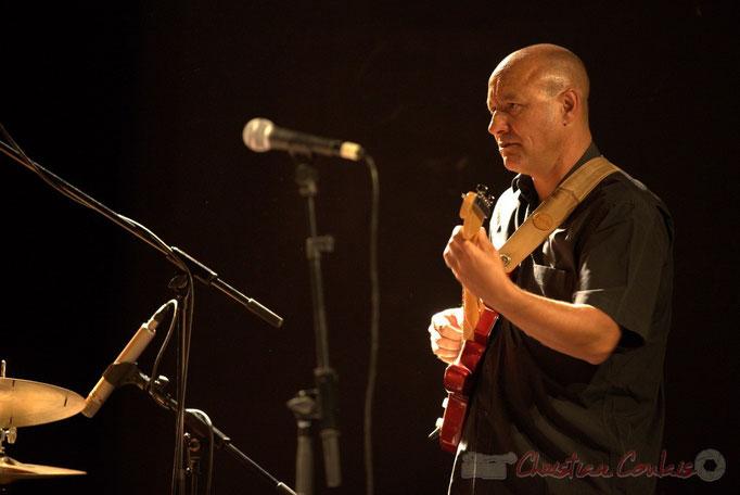 Christophe Gagner; Slobodan Sokolovic Sextet. Festival JAZZ360 2012, Cénac. 08/06/2012