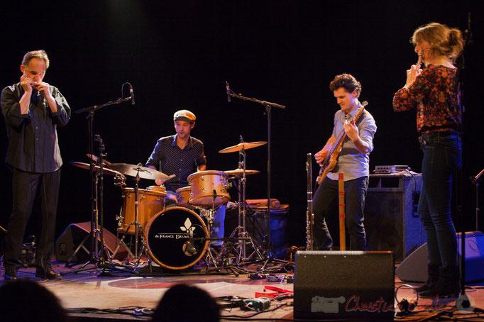 Youpi Quartet, JAZZ360 à Cénac