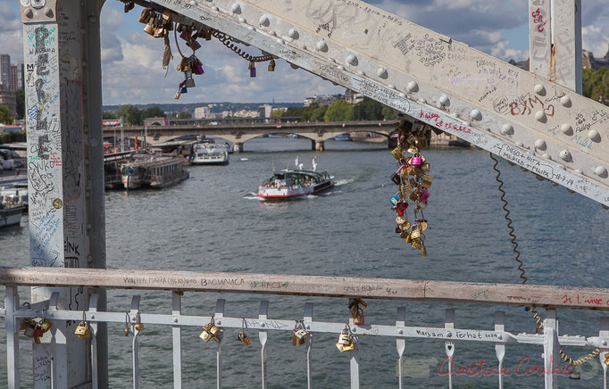 Passerelle Debilly, Paris 16ème