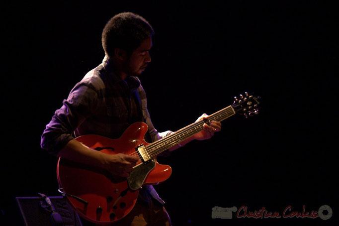 Festival JAZZ360, Johary Rakotondramasy, Atrisma. Cénac, 12/06/2015