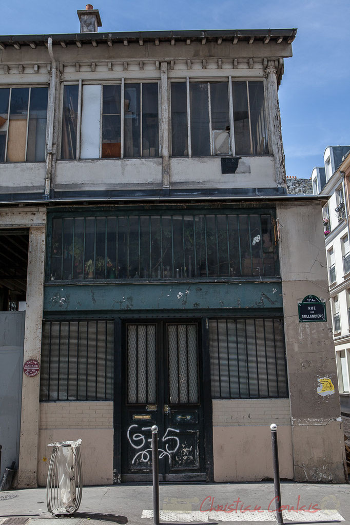 Rue des Taillandiers, Paris 11ème arrondissement