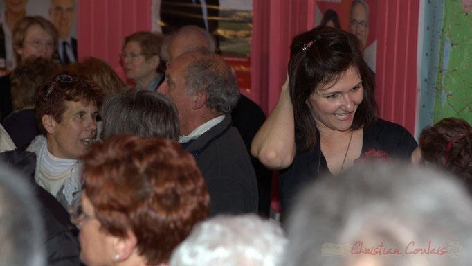 Anne-Laure Fabre-Nadler, écologiste élue au Conseil départemental