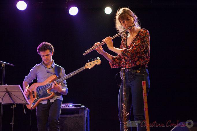 Ouriel Ellert, Emilie Calmé; Youpi Quartet, JAZZ360, Cénac