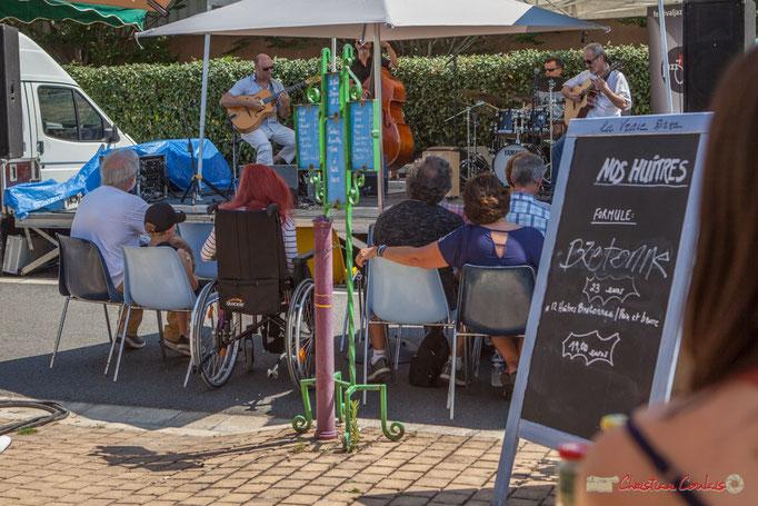 Tous les concerts, en intérieur ou en extérieur, sont accessibles à toutes et tous, attention tout de même aux oreilles des jeunes enfants. Festival JAZZ360, Latresne. 11/06/2017