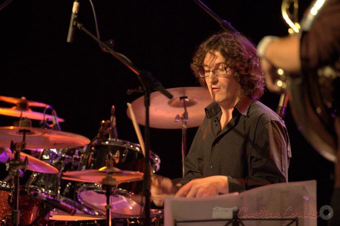 David Muris; Manguidem Taf Taf Trio, Festival JAZZ360 2012, Cénac. 09/06/2012