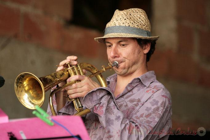 Yann Loustalot; Florinda Piticchio & Balarm Quartet, Festival JAZZ360, Cénac. 05/06/2011