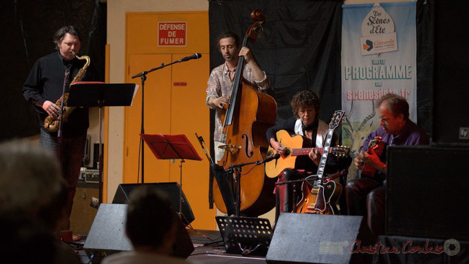 Django Phil, Festival JAZZ360