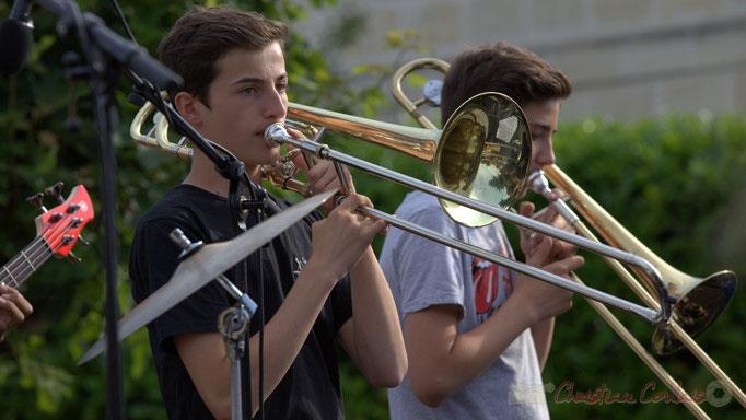 Festival JAZZ360, Big Band du Collège de Monségur