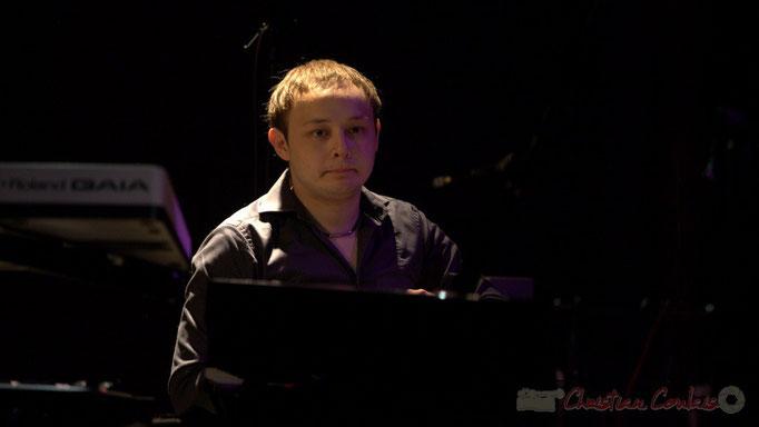 Festival JAZZ360 2015, Vincent Vilnet, Atrisma